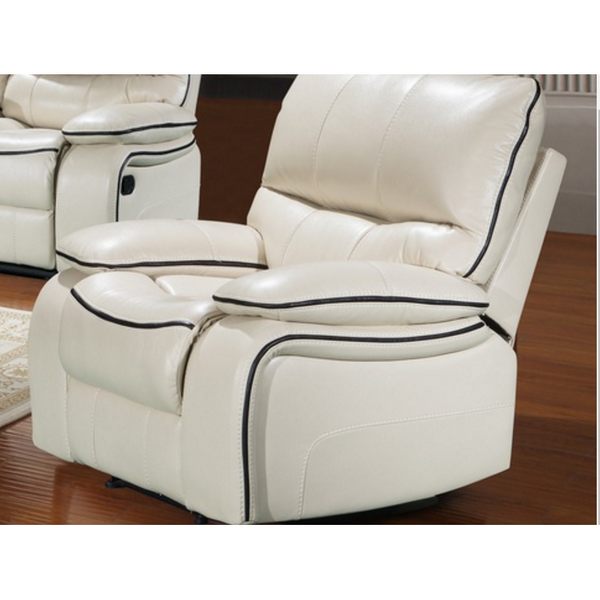 Dover Air Leather Collection Reclining Sofa Set-Furniture-Smith&Myers Furniture