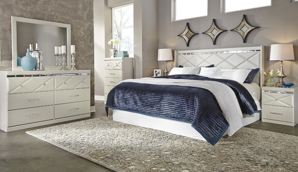 Ashley Dreamur 5 Piece Bedroom Set