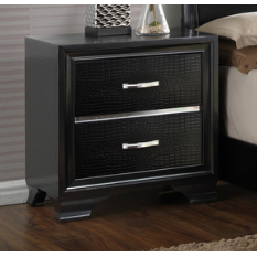 Equinox Collection Nightstand-Furniture-Smith&Myers Furniture