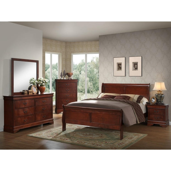 Louis Philippe Bedroom-Furniture-Smith&Myers Furniture