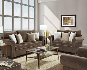 Washington Spellbound Sofa Set