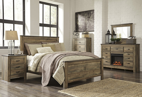 Ashley Trinnell Bedroom Set