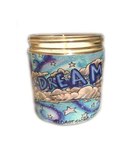 Blue Dream Candle
