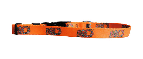 NO Dog Adjustable Collar Designed By Hannah Left Wright