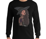 Long Sleeve Witch Shirt