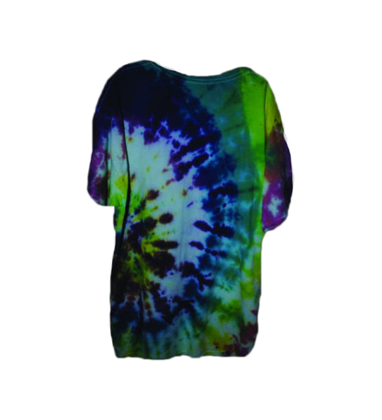 Much Color Tie Dye T-Shirt