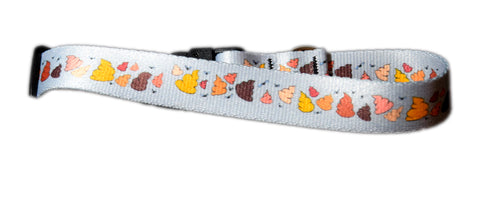 Poop Adjustable Dog Collar Designed By Hannah Left Wright