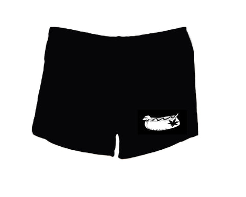 Pot Dawg Bootie Shorts