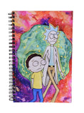 Rick And Morty Journal