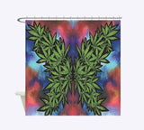 Pot Wings Shower Curtain