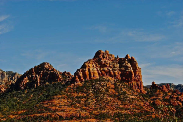 Sedona Mountains - Photography