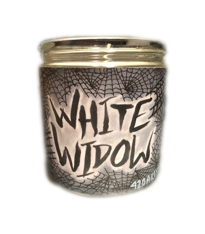 White Widow Candle