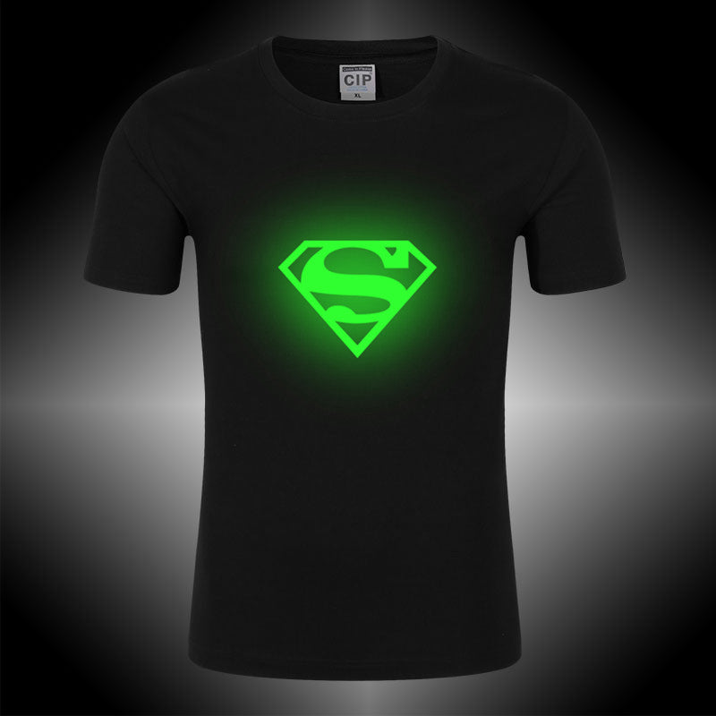 Super Glow in the dark T