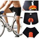Gel Padded Cycling Shorts