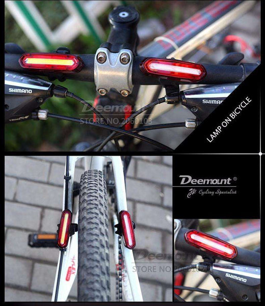 31c9f3da23a D-mount USB rechargeable Rear Light – Bright Cycling