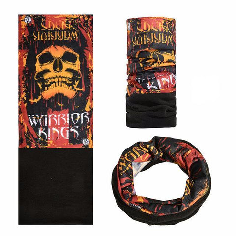 Warrior Kings Face Mask