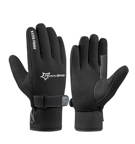 RB Heavy Winter Thermal Gloves