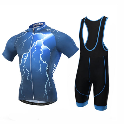 Thunderstorm Short Sleeve Jersey Set