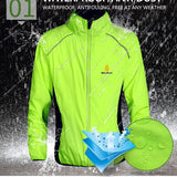 WB Waterproof Cycling Jacket