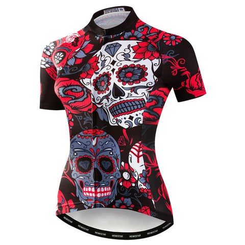Diamonds & Skulls Jersey