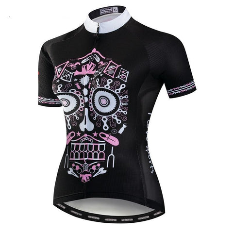Cycling Parts Jersey