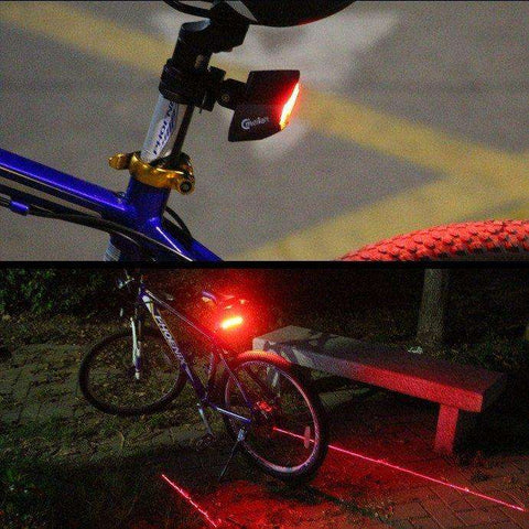 UltraLaser X5 - Remote Wireless Rear Light