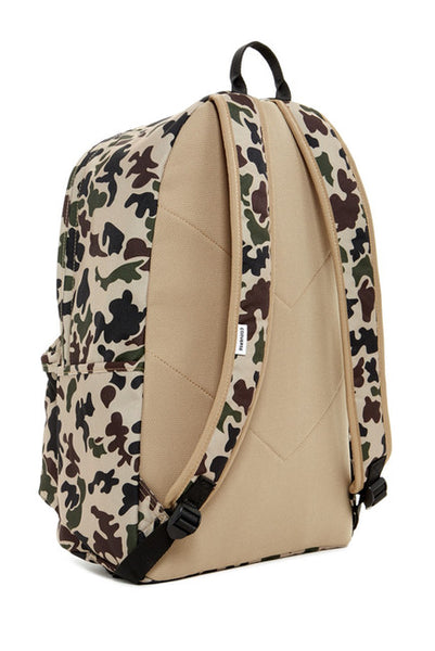 Converse Original Camo Backpack w/ Padded Laptop Storage - Unisex