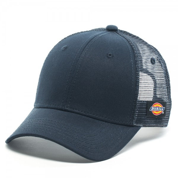 Dickies Meshback Adjustable Cap (Navy) OSFM Snapback Hat