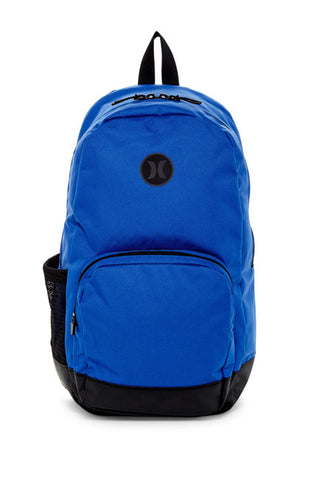 "Hurley ""Blockade"" Backpack w/ Padded Laptop Storage (Royal) OSFA Unisex"