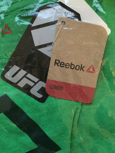 "Official Reebok UFC ""Tri-Blend"" T-Shirt - NEW Adult MMA Tees (S-XL)"
