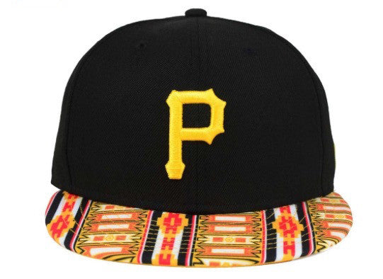 "New Era MLB Pittsburgh Pirates ""A-Tech"" Snapback Cap - OSFA Adjustable Hat"