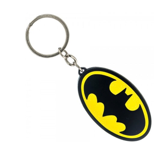 Retro DC Comics Batman Metal Keychain