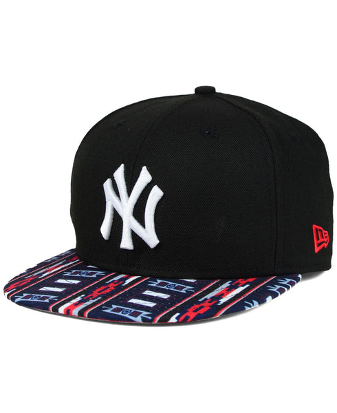 "New Era MLB New York Yankees ""A-Tech"" Snapback Cap - OSFA Adjustable Hat"