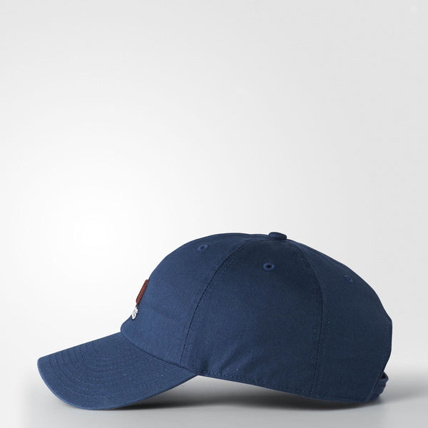 "Adidas ""Ultimate"" Relaxed Adjustable Cap (LakeBlue) OSFA, Unisex"
