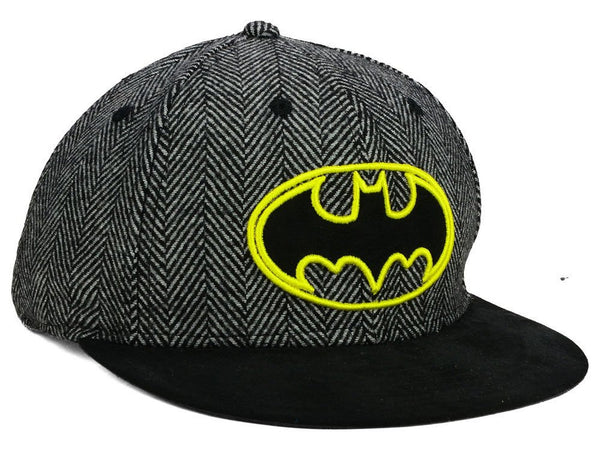 DC Comics Batman Unisex StrapBack Cap - OSFA Adjustable Hat