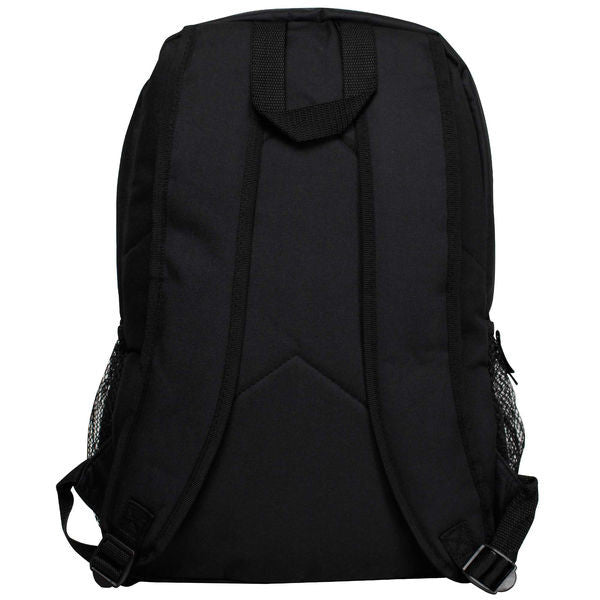 "MLB Cleveland Indians ""Sprint"" Backpack (Black) Unisex, Adjustable, NEW"
