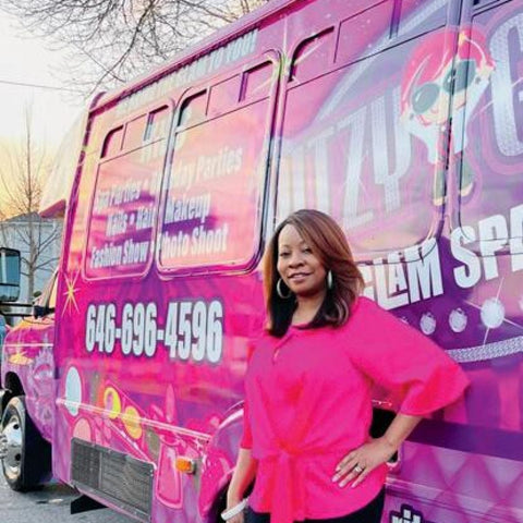Ritzy Glitzy Party Bus in Essence Magazine: 3 Successful Women Business Owners