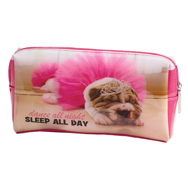 Dance & Sleep Cosmetic Bag