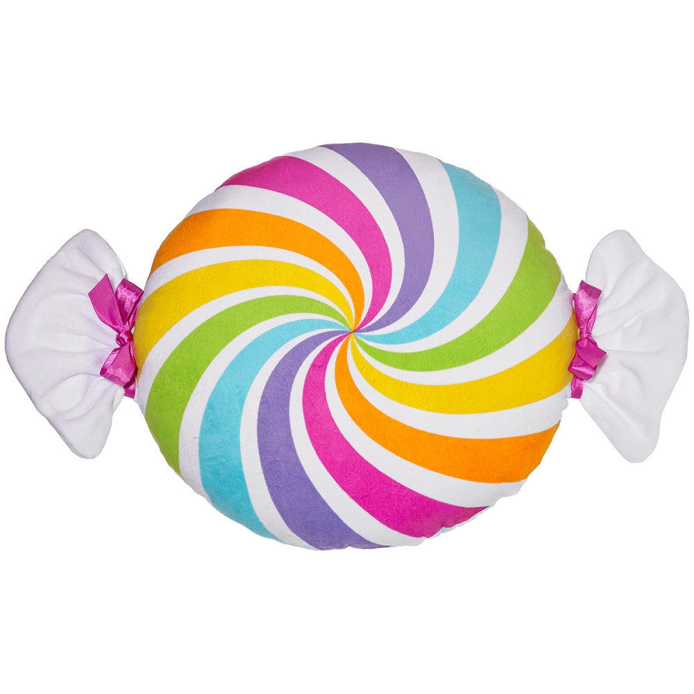 Candy Swirl Pillow