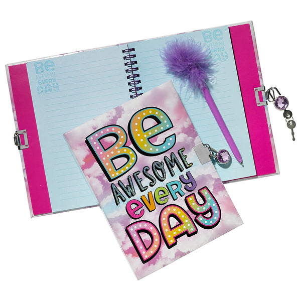 Be Awesome Journal