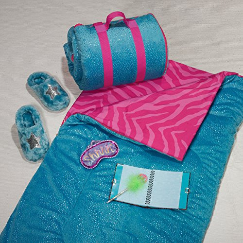 Sparkling Reversible Sleeping Bag