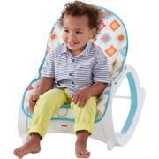 Infant-To-Toddler Rocker, Geo Diamonds