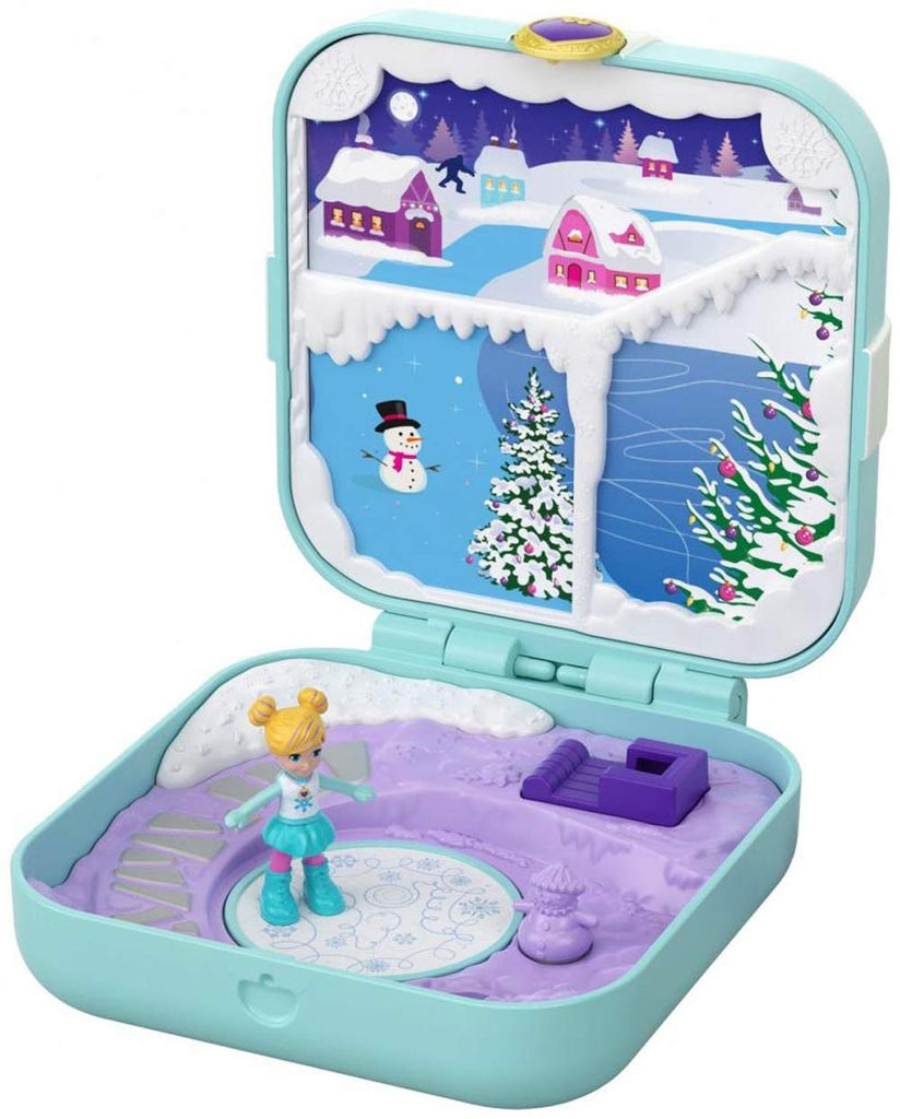 Polly Pocket Frosty Fairytale