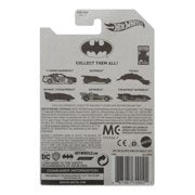 Hot Wheels Batman The Bat Vehicle