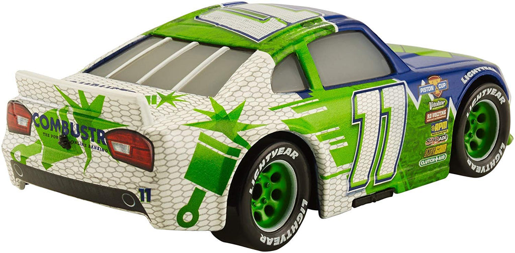 Cars 3 Chip Gearings (Combustr) Die-Cast Vehicle