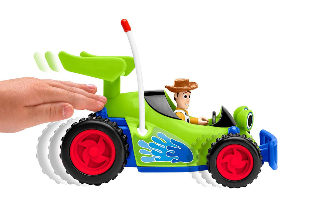 Disney/Pixar Toy Story RC & Woody
