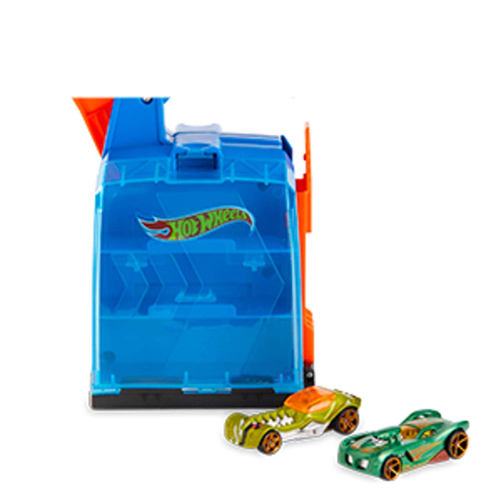 Hot Wheels Launch Case