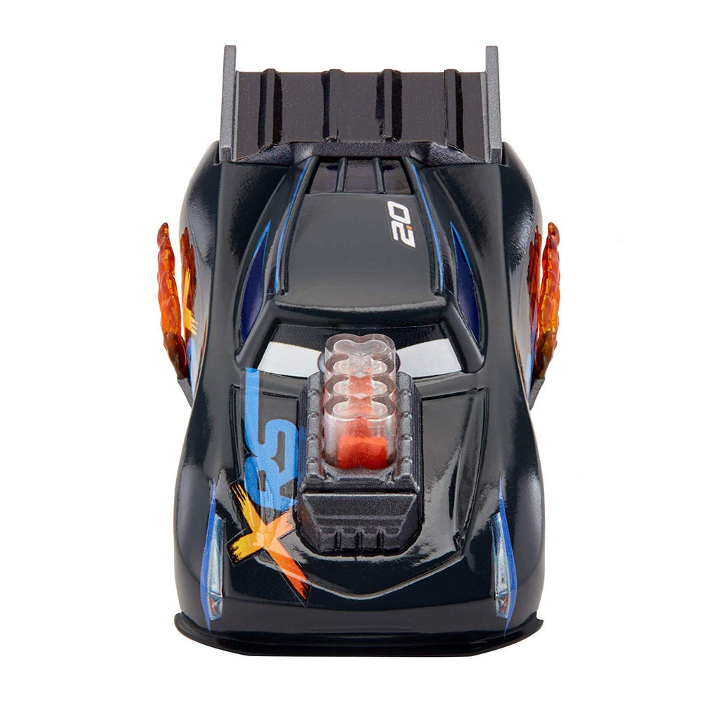 Disney Pixar Cars XRS Drag Racing Jackson Storm
