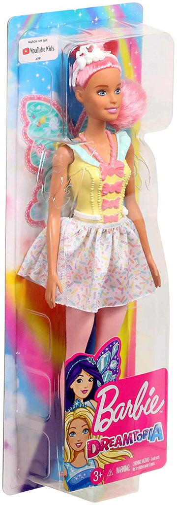 Barbie Dreamtopia Fairy Doll