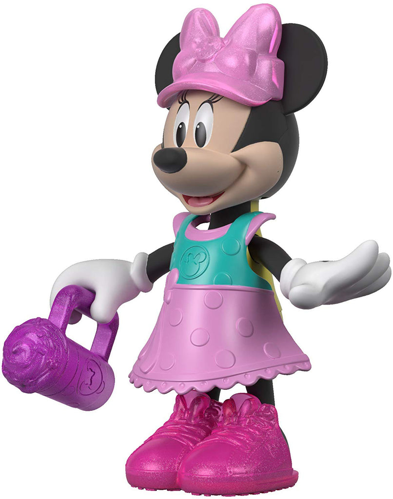 Disney Minnie, Barista
